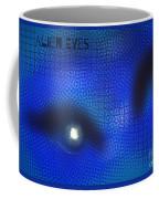 Alien Eyes 2 Coffee Mug