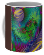 Alien Flora / Worlds Away Coffee Mug