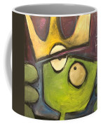 Alien King Coffee Mug