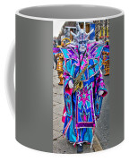 Alien Mummer Coffee Mug