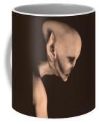 Alien Portrait  Coffee Mug