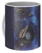 Alien Space Factory Coffee Mug