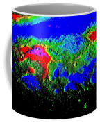Alien Surface Coffee Mug