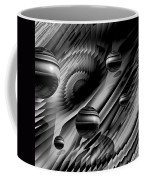 Alignment Of The Planets Bw Coffee Mug