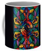 Alignment Coffee Mug by Teal Eye  Print Store