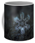 Snowflake Photo - Alioth Coffee Mug