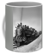 All Aboard Coffee Mug by Robert Bales