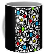 All Abut Music  Coffee Mug