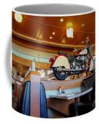 All American Diner 4 Coffee Mug by Bob Christopher