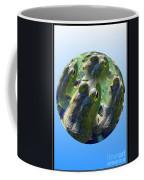 All Blue Coffee Mug