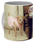 All Dressed Up Coffee Mug by Laurie Search