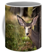 All Ears - Mule Deer Fawn - Casper Mountain - Casper Wyoming Coffee Mug
