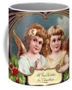 All Good Wishes For Christmas Coffee Mug