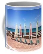 All In A Row Too Coffee Mug