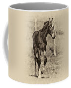 All Legs Sepia Coffee Mug