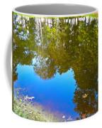 All Pond Treeflection Coffee Mug