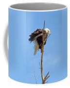 All Puffed Up Coffee Mug