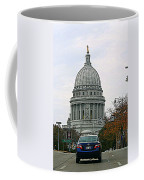 All Streets Lead To The Capital Coffee Mug