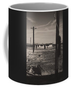 All That's Left Of Us Coffee Mug by Laurie Search