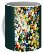 All The Marbles Coffee Mug by Edward Fielding