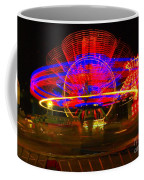 All The Rides Moving At Once Coffee Mug