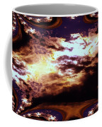 All The Wild Clouds Coffee Mug