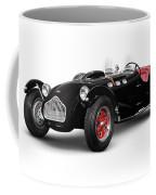 Allard J2x Vintage Sports Car Coffee Mug