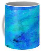 Allegory Blue Coffee Mug