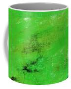 Allegory Emerald Green Coffee Mug