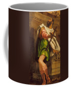 Allegory Of Navigation With A Cross-staff Coffee Mug