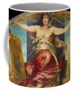Allegory Of Religious And Profane Painting  Coffee Mug