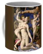 Allegory Of The Triumph Of Venus Coffee Mug