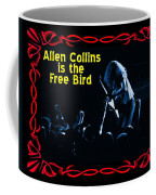A C  Is The Blue Free Bird Coffee Mug