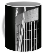 Allen County Museum Black And White Coffee Mug