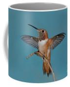 Allens Hummer Coffee Mug