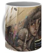Alley Graffiti #2 Coffee Mug by Stuart Litoff