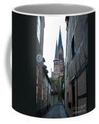 Alley In Schleswig - Germany Coffee Mug