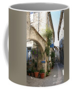 Alley In The Procence Coffee Mug
