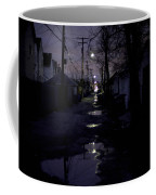 Alley Night Coffee Mug