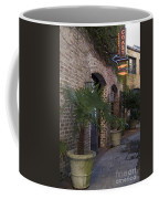 Alley Restaurant Coffee Mug