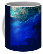 Allgal Bloom Of A Coastline Coffee Mug