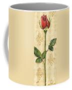 Allie's Rose Sonata 1 Coffee Mug by Debbie DeWitt
