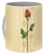 Allie's Rose Sonata 1 Coffee Mug by Debbie DeWitt