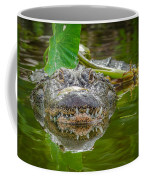 Alligator 2 Coffee Mug