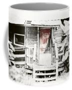 Alligator Bayou Bar Coffee Mug by Scott Pellegrin
