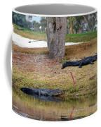 Alligator Hazard Coffee Mug