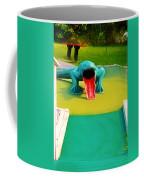 Alligator Coffee Mug