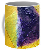 Collage Nr. 11 Alligator River Coffee Mug by Jo Ann