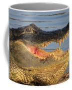 Alligator's  Mouth Coffee Mug