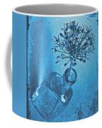 Allium Cyanotype Coffee Mug